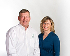 Dan Diephuis and Betty Diephus of Diephuis Builders Inc.