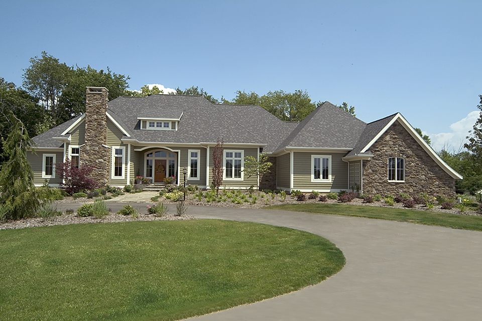 Transitional Style Homes Grand Rapids West MI Custom Quality New Homes Builde